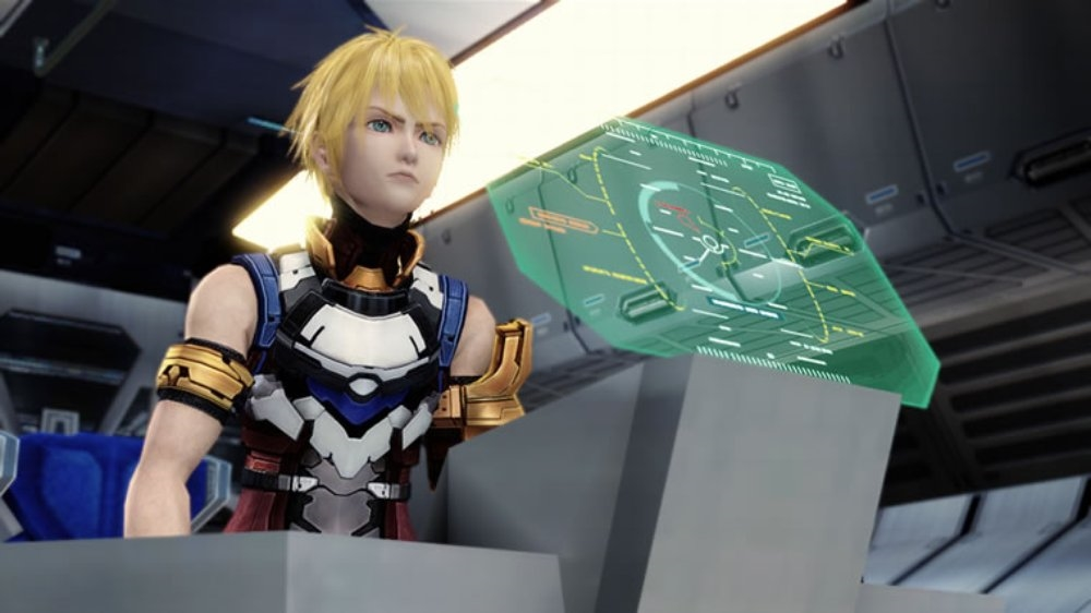 Image from Star Ocean: The Last Hope