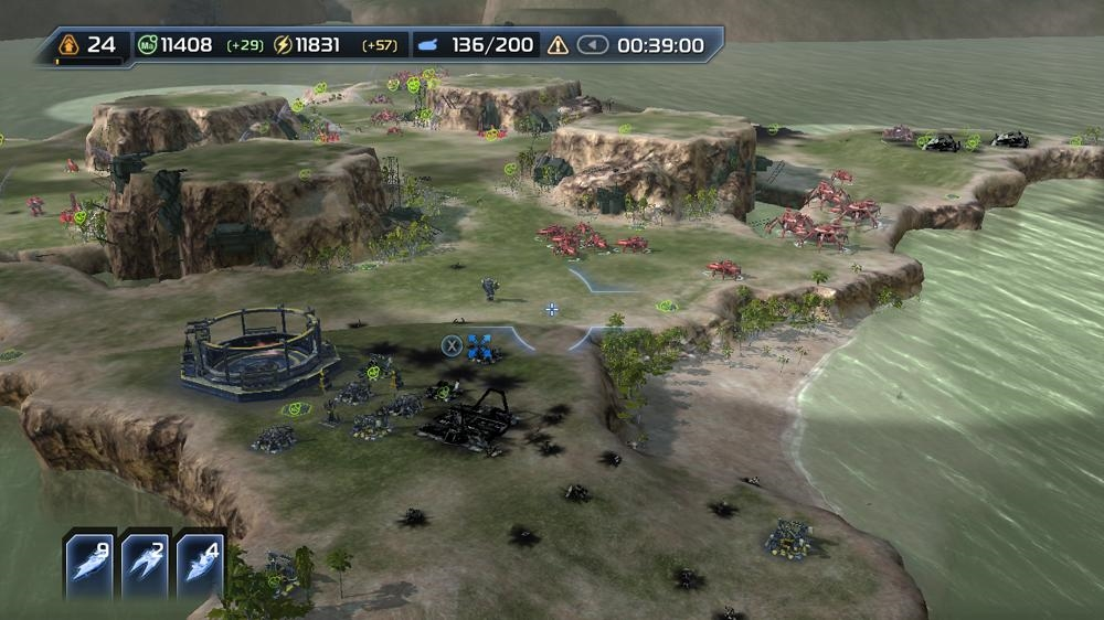 Image from Supreme Commander 2