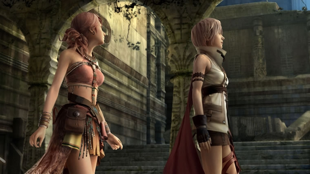 Image from FINAL FANTASY XIII