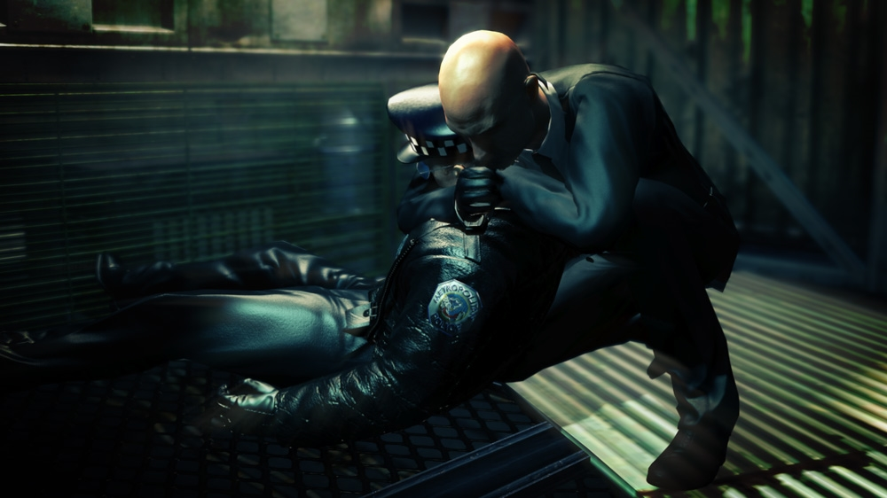 Kép, forrása: Hitman: Absolution