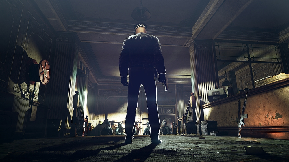 Image from Hitman: Absolution