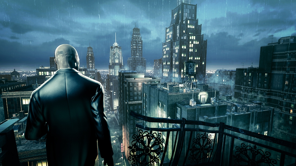 Imagenes Hitman Absolution XBOX 360