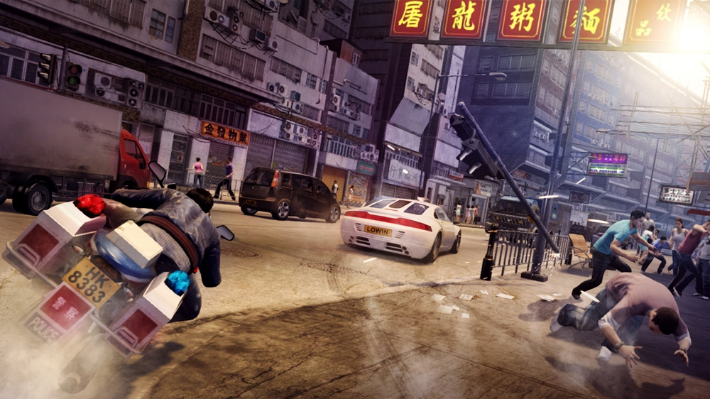 Immagine da Sleeping Dogs