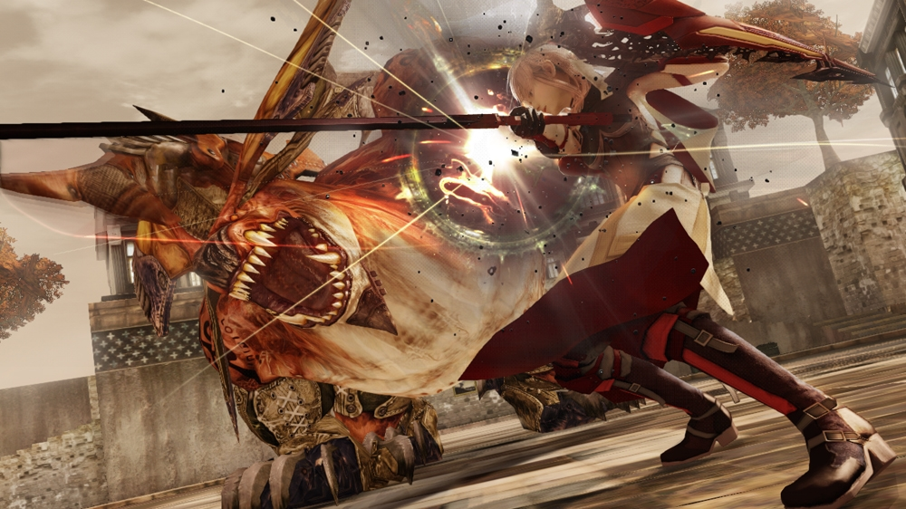 LIGHTNING RETURNS FINAL FANTASY XIII のイメージ