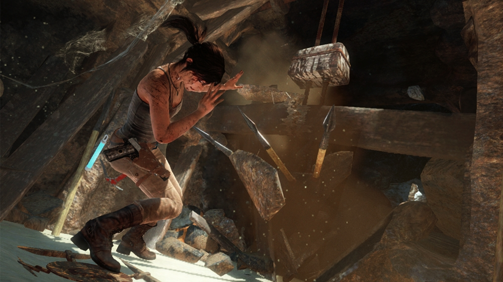 Rise of the Tomb Raider のイメージ