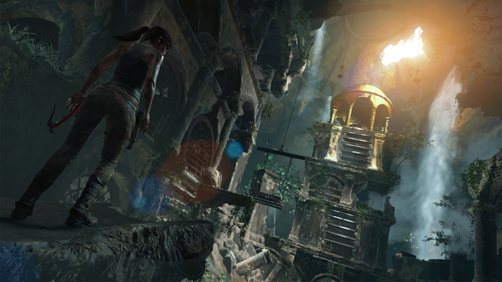 Image from Rise of the Tomb Raider