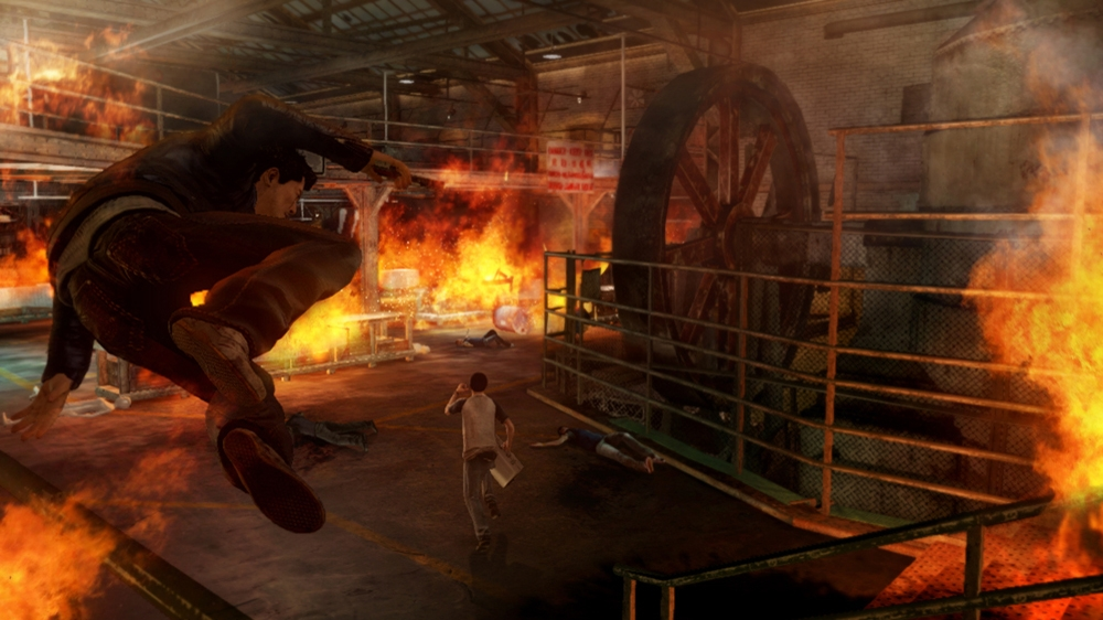Kp, forrsa: Sleeping Dogs Game Demo