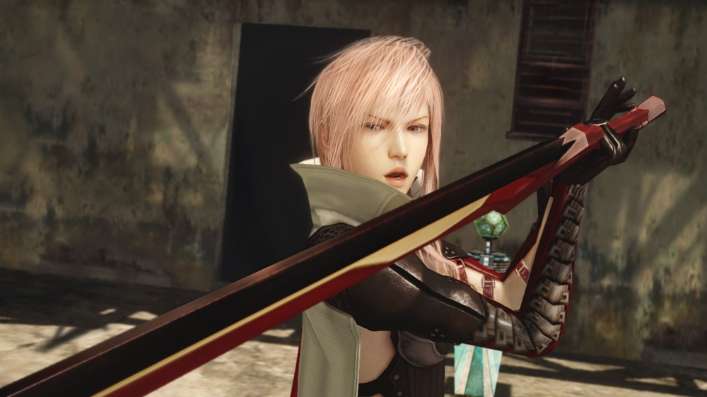 Kuva pelistä LIGHTNING RETURNS™: FINAL FANTASY® XIII
