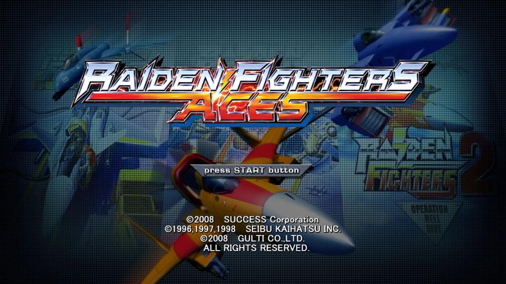 RAIDEN FIGHTERS ACES の画像