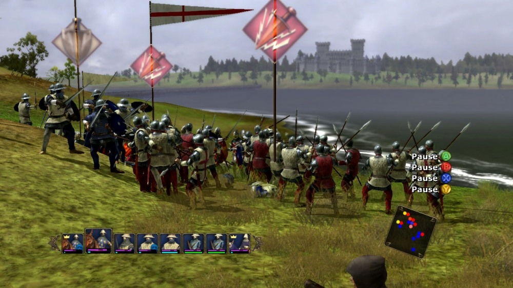 Image from Great Battles Medieval