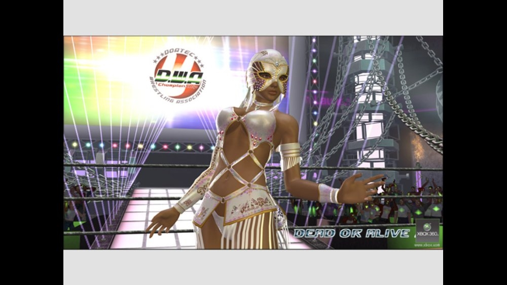 Image from DEAD OR ALIVE 4