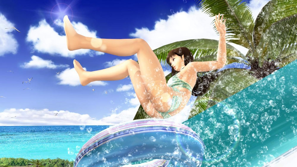 Image from DEAD OR ALIVE Xtreme 2