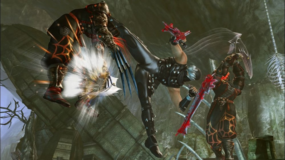 Image from NINJA GAIDEN 2