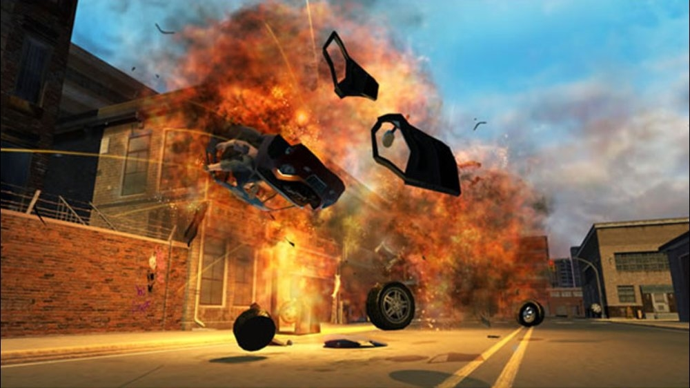 Image from Saints Row