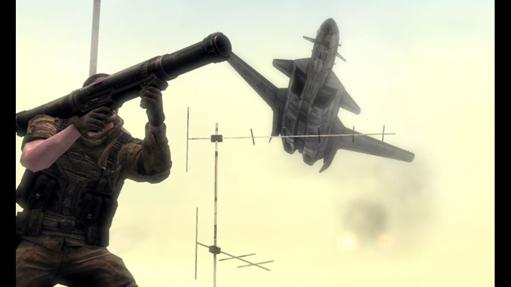 Snímek ze hry Frontlines:Fuel of War