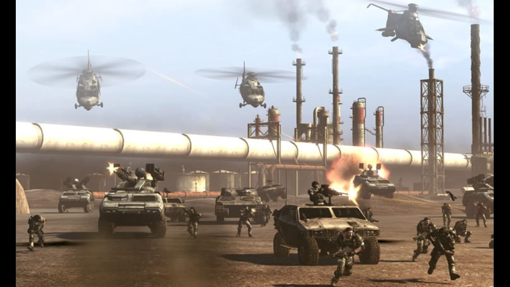 Image de Frontlines:Fuel of War