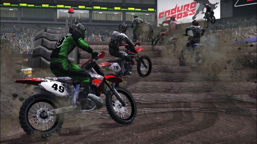 Snímek ze hry MX vs. ATV: Untamed