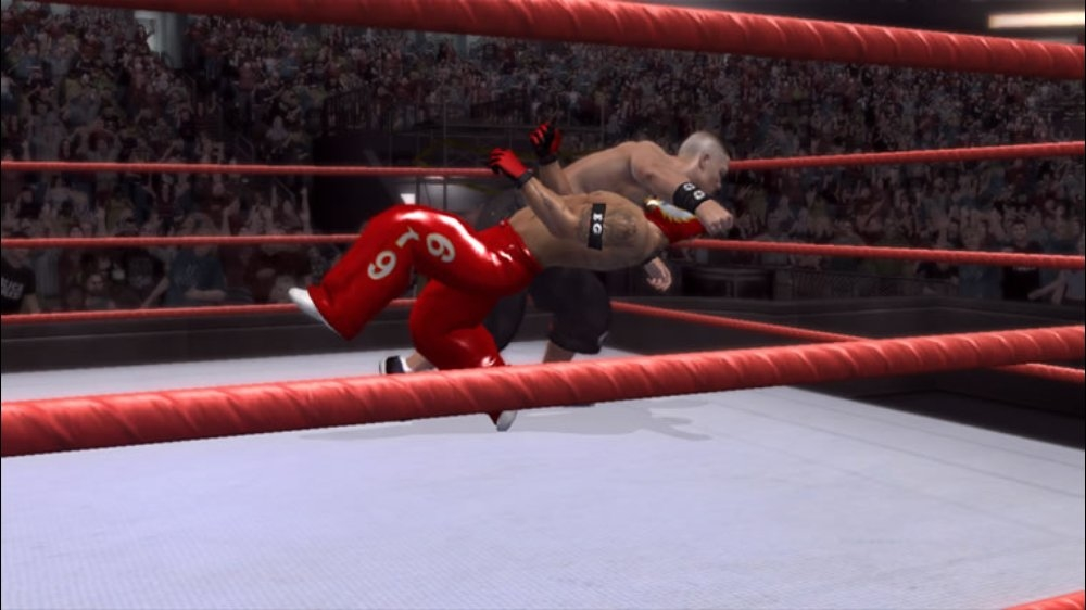 Image from Smackdown vs RAW 2007