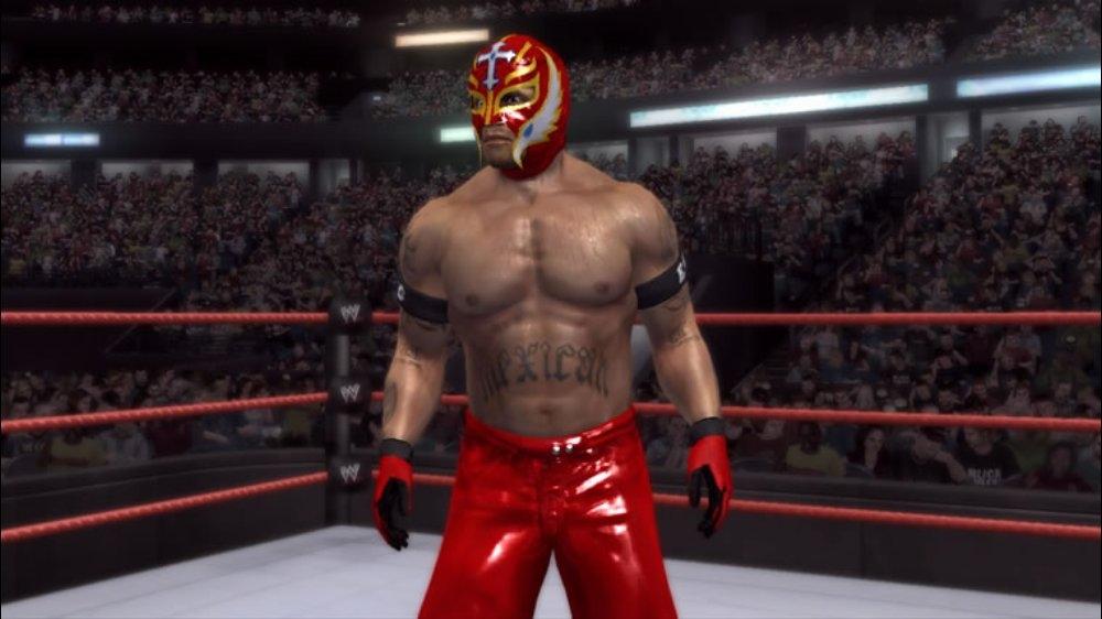 Imagen de Smackdown vs RAW 2007
