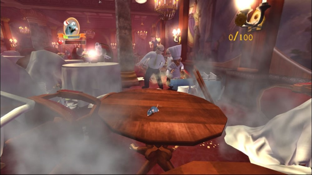 Image from Ratatouille