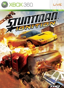 Stuntman Ignition: Director's Cut boxshot