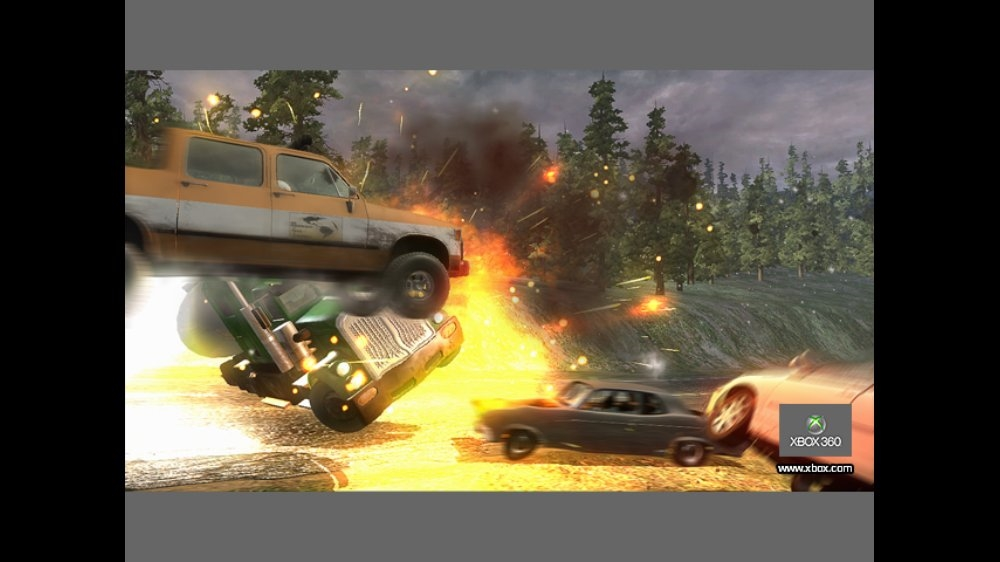 Image from Stuntman: Ignition
