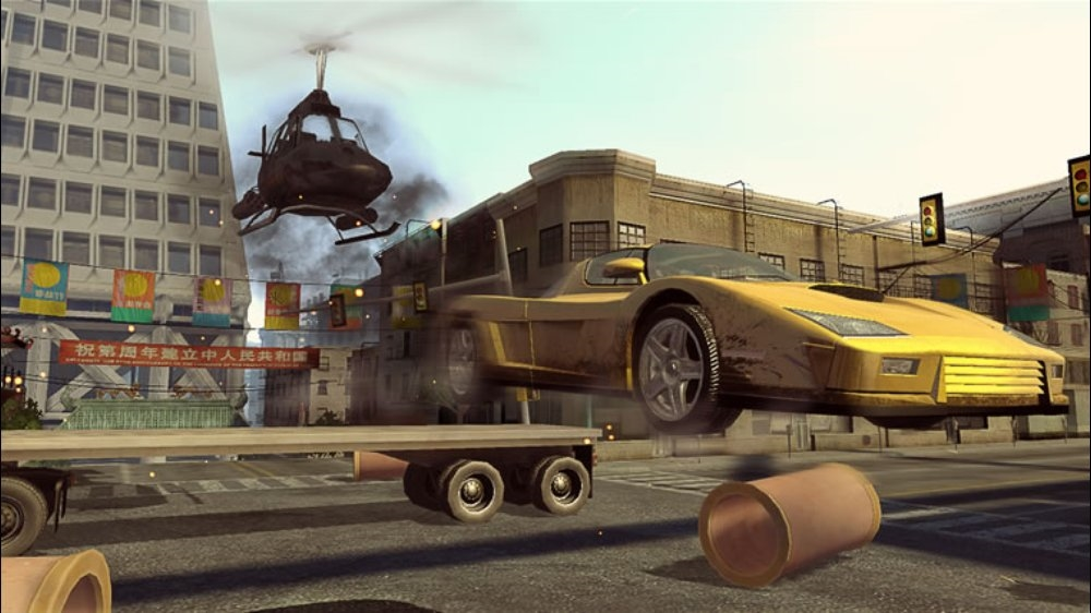 Imagen de Stuntman: Ignition