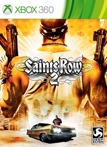 Saints Row 2 Picture Pack