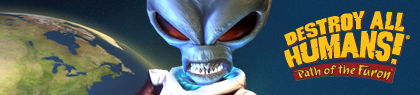 Destroy All Humans 3 (trailer + videos + info + imagenes)