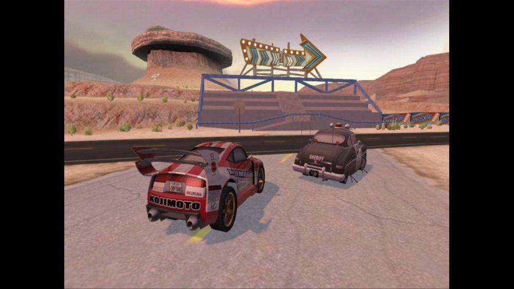 Image from Cars: Mater-National