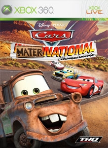 Cars: Mater-National