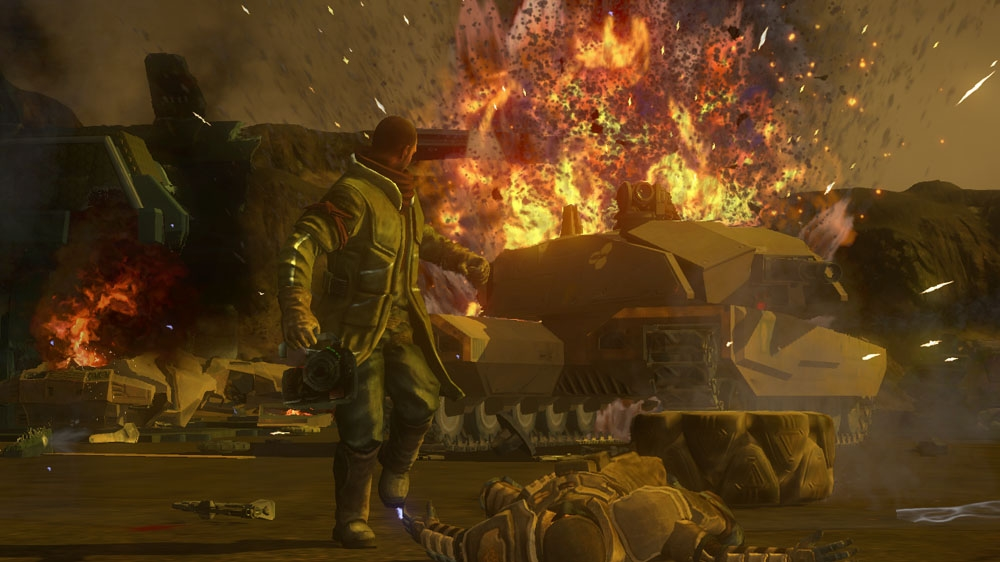 Red Faction: Guerrilla のイメージ