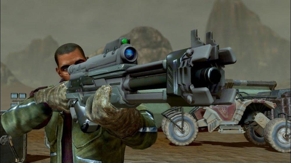 Изображение из Red Faction: Guerrilla