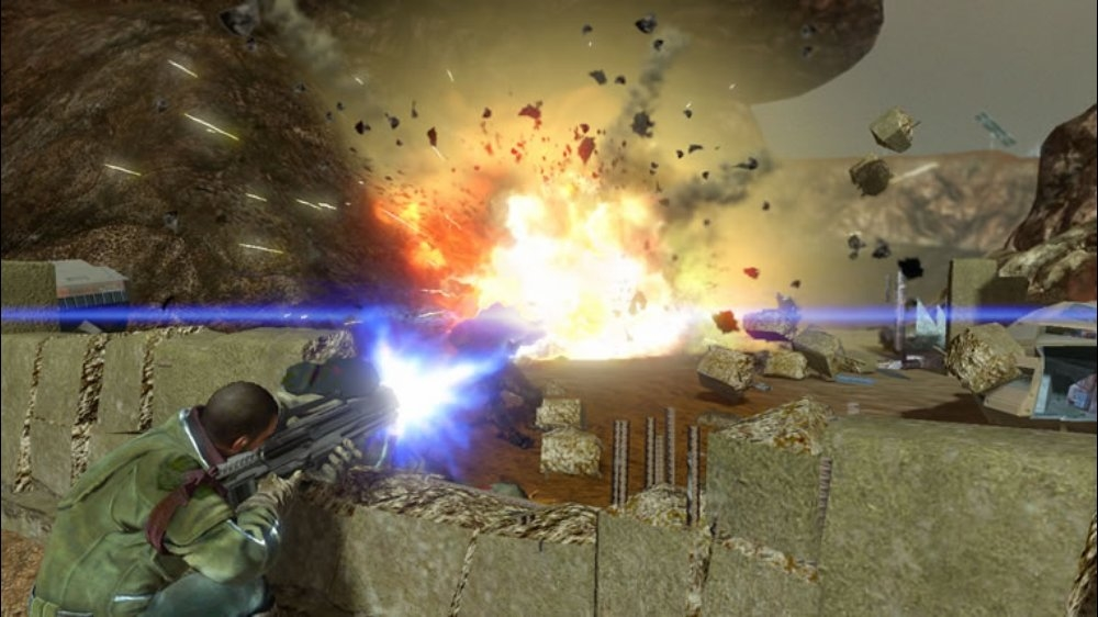 Image from Red Faction: Guerrilla