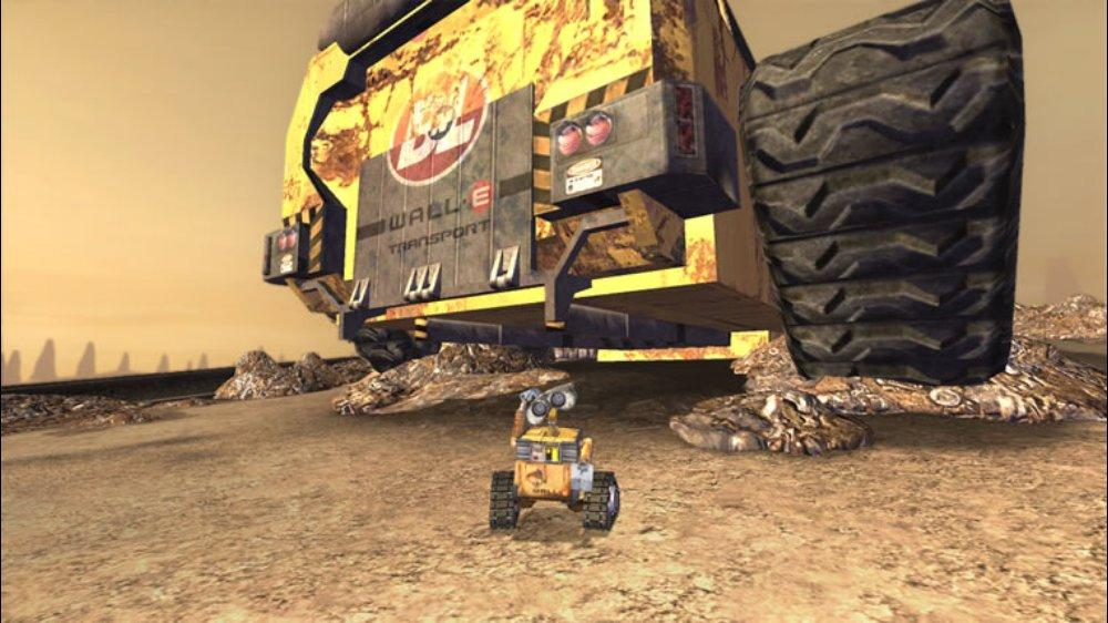 Image from WALL•E