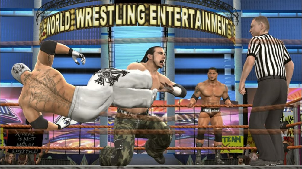 Image from SmackDown vs. RAW 2009