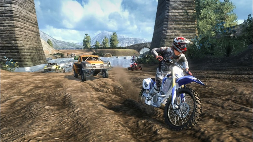 Image from MX vs ATV Reflex