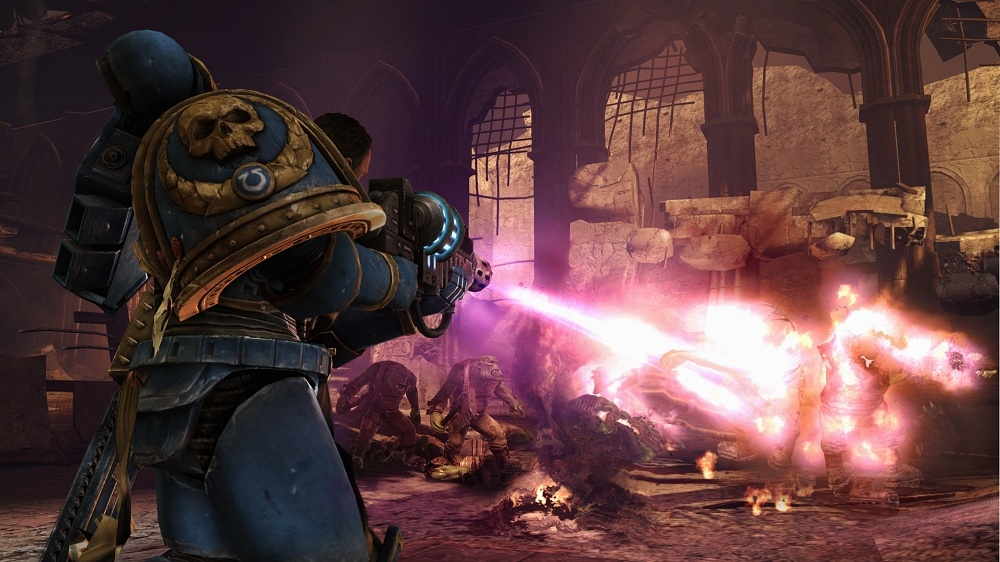 Billede fra Warhammer 40,000: Space Marine
