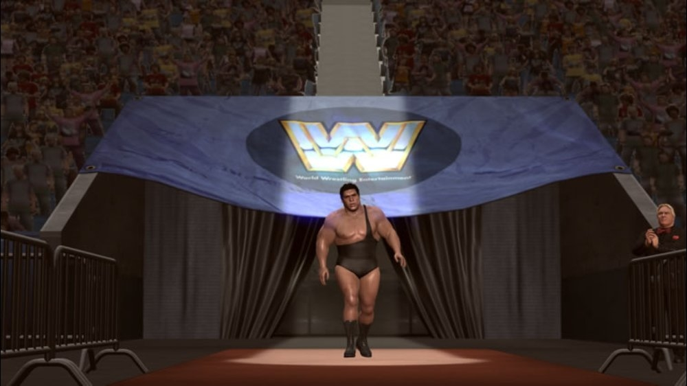 Image from WWE Legends