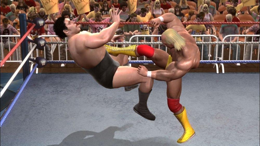 Imagen de WWE Legends