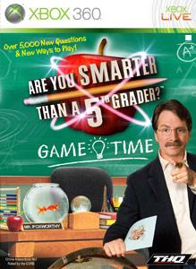 5th Grader: Game Time