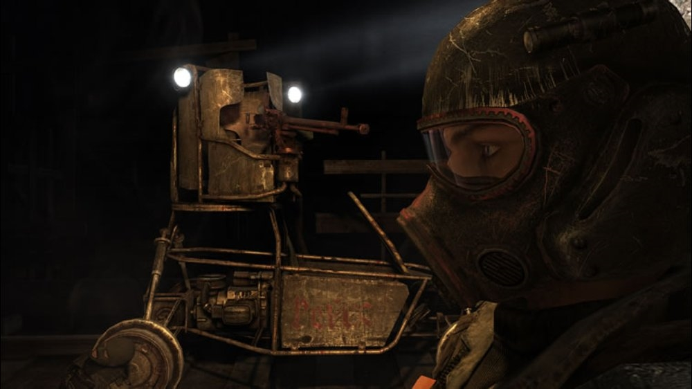 Image from Metro 2033