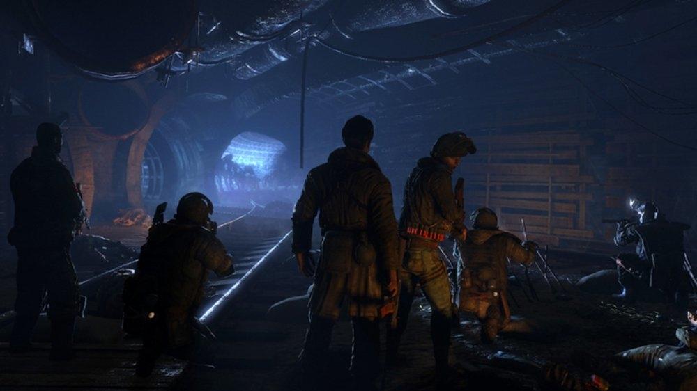 Spillet har en filmatisk opplevelse som trekker deg inn i den realistiske sci-fi verdenen