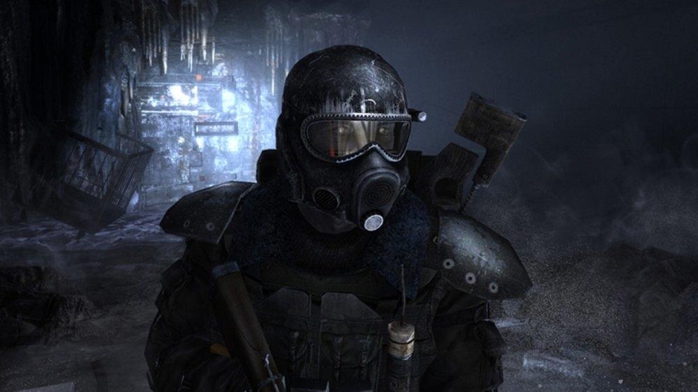 Obraz z Metro 2033
