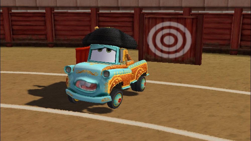 Image from Cars: Race-O-Rama