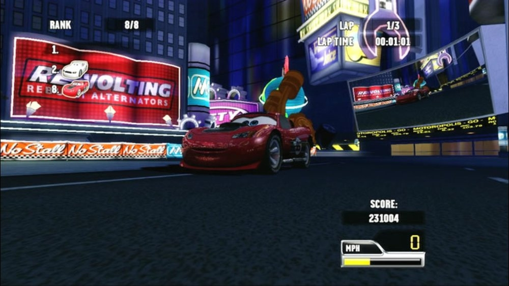 Imagem de Cars: Race-O-Rama