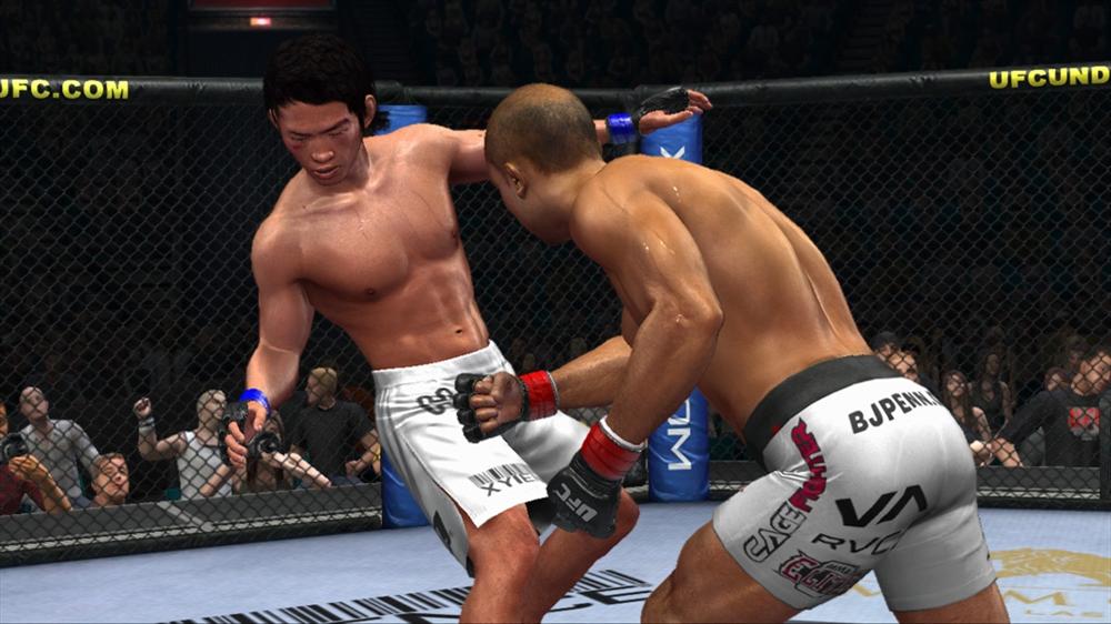 UFC Undisputed 2010 이미지