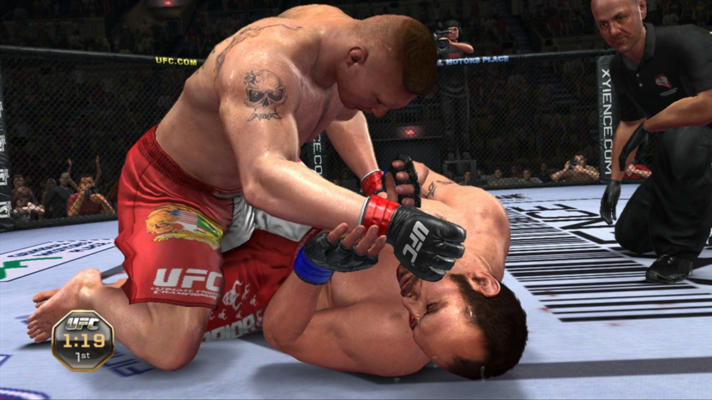 Image from UFC Undisputed 2010