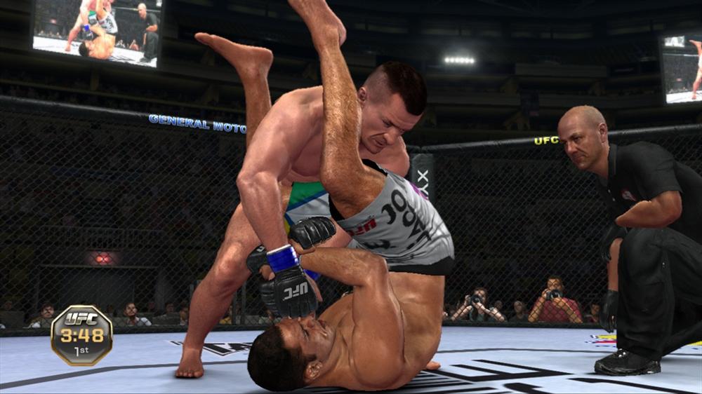 Imagen de UFC Undisputed 2010