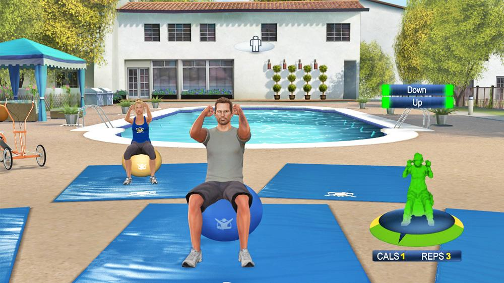 Image from The Biggest Loser: Ultimate Workout